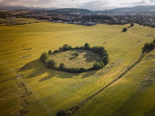 Pozemok pre rodinné domy